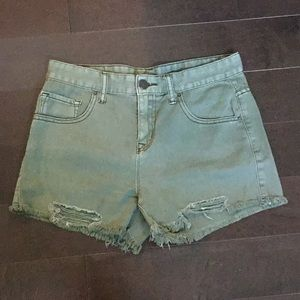 Women's Urban Outfitters BDG shorts size 27